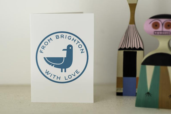 From Brighton with Love Cards
