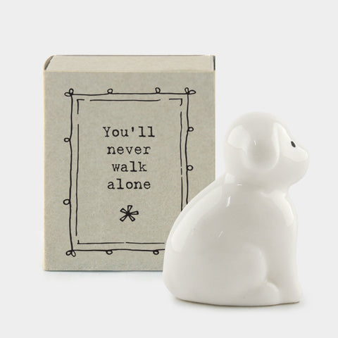 Matchbox dog - 'You'll Never Walk Alone'