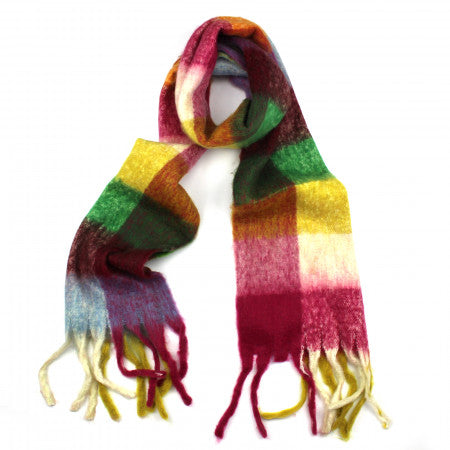 Super Soft Winter Scarves