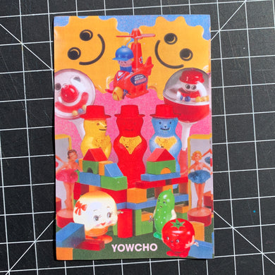 HAPPYWORLD STICKER