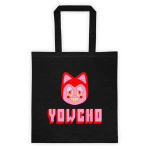 YOWCHO CANVAS TOTE BAG