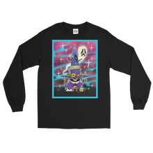 Load image into Gallery viewer, TRANSIENT MAGICIAN LONG SLEEVE TEE