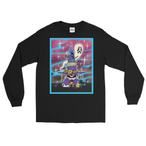TRANSIENT MAGICIAN LONG SLEEVE TEE