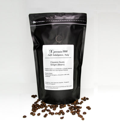 Classico Gusto Coffee Beans