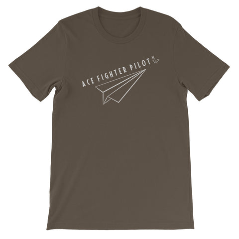 Ace Fighter Pilot Shirt
