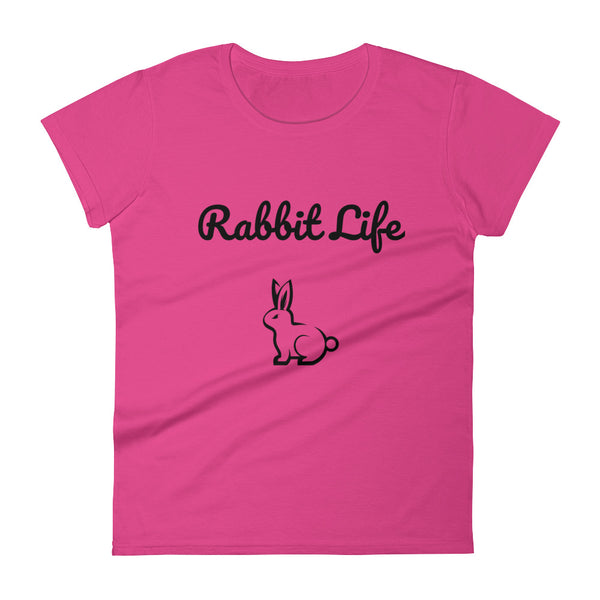 Rabbit Life Shirt