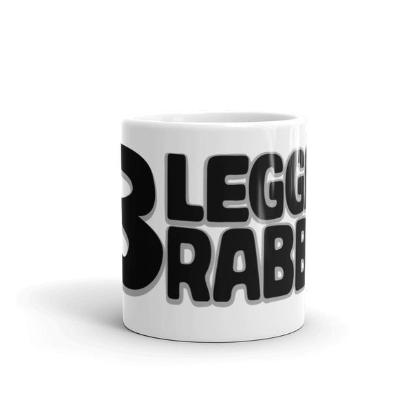 3 Legged Rabbit Mug