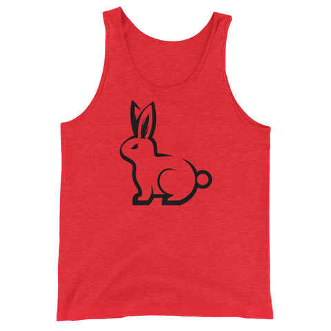 Sitting Rabbit Tank
