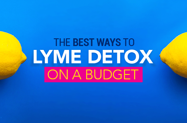 The Best Ways to Lyme Detox on a Budget