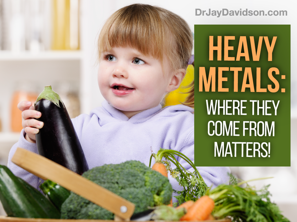 WHERE HEAVY METALS COME FROM MATTERS