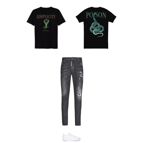Simplicity Poison Outfit