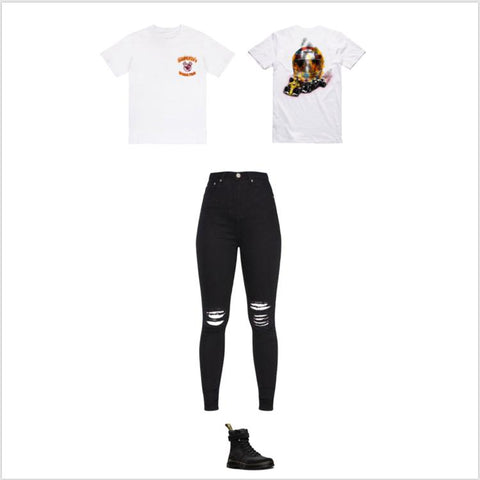 World Tour Outfit