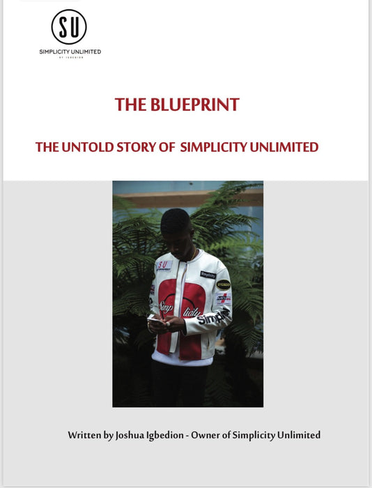 The Blueprint (Physical book)