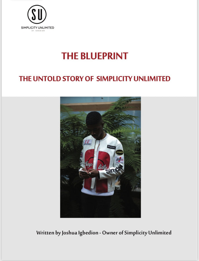 The Blueprint (E-BOOK)