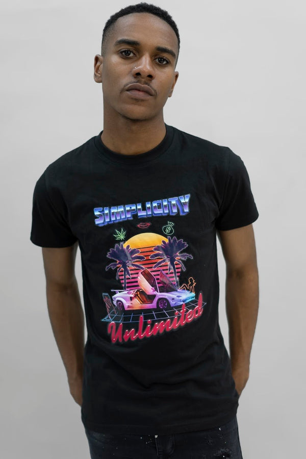 Simplicity Vice City T-Shirt