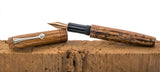 "John Greco Designed - ""History Salvaged"" Fountain Pen"