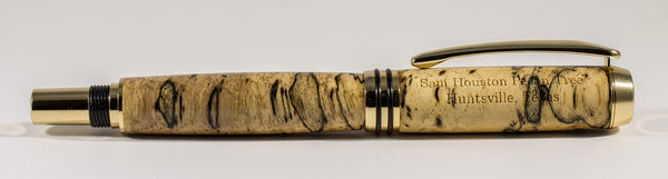 Sam Houston Pecan Tree - Fountain Pen