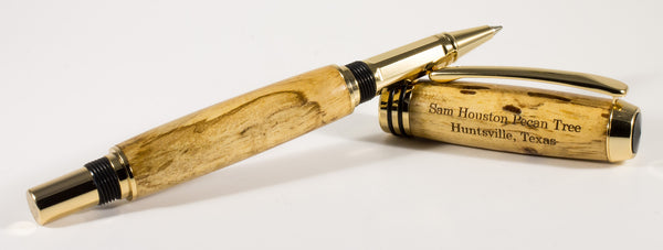 Sam Houston Pecan Tree - Rollerball