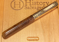 The Historian Witness Wood® Fountain Pen - USS Constitution