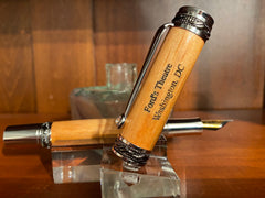 Ford's Theatre - HS Elegant Fountain Pen