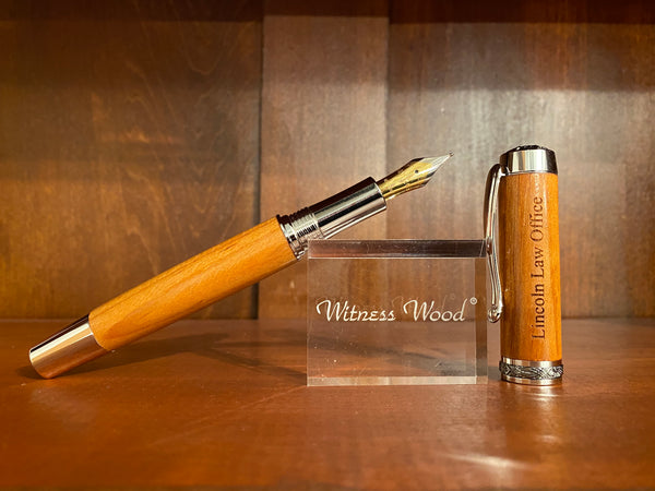 Abraham Lincoln Law Office Fountain Pen
