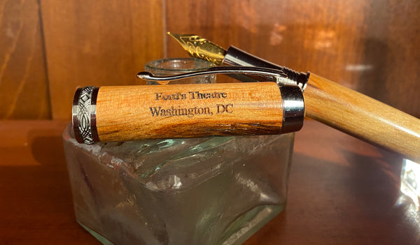 Ford's Theatre - HS Signature Fountain Pen
