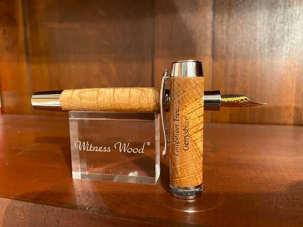 Longstreet Tree - Gettysburg Fountain Pen