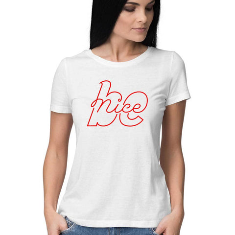 Be Nice Women's Top - The Loser Company