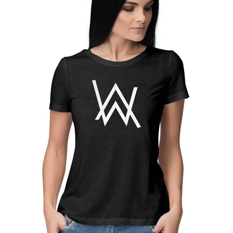 alan walker women's top