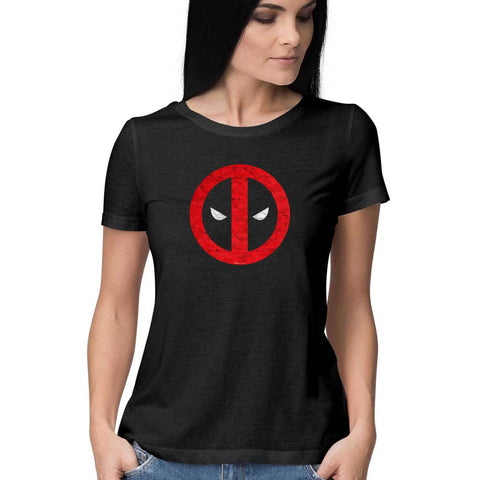 deadpool t shirt women's