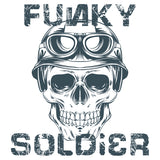 Funky Soldier Full Sleeve T-Shirt