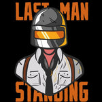 Last Man Standing PUBG Full Sleeve T-Shirt