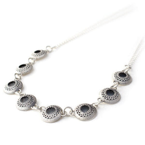 marrakesh linked necklace