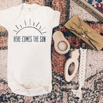 Here Comes the Sun Onesie