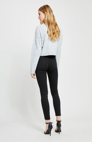 Alma Crop Sweater