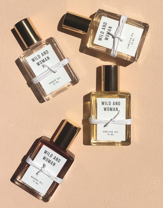 Wild & Woman Adeline Oil