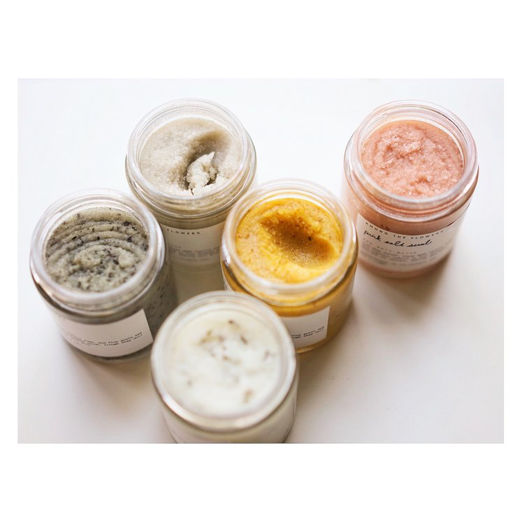 Whipped Sea Salt Scrub
