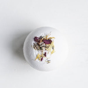 Among The Flowers Moisturizing Bath Bomb