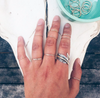 Sedona Stacking Rings