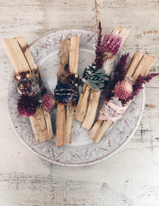 Palo Santo Mini Smudge Stick