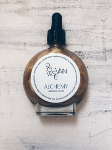 Alchemy Nourishing Body Glow