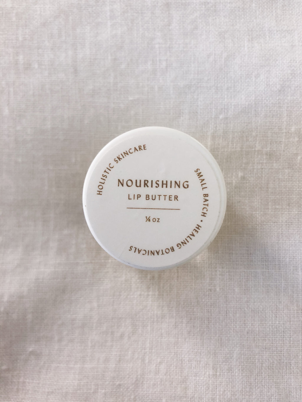 Nourishing Lip Butter
