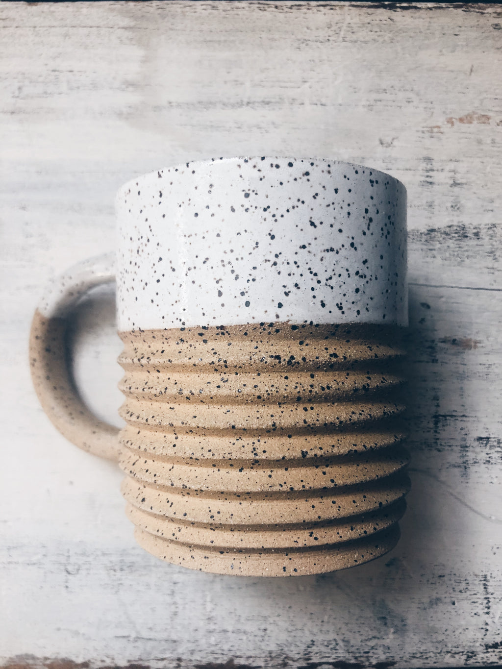 Speckled Ceramic Mug