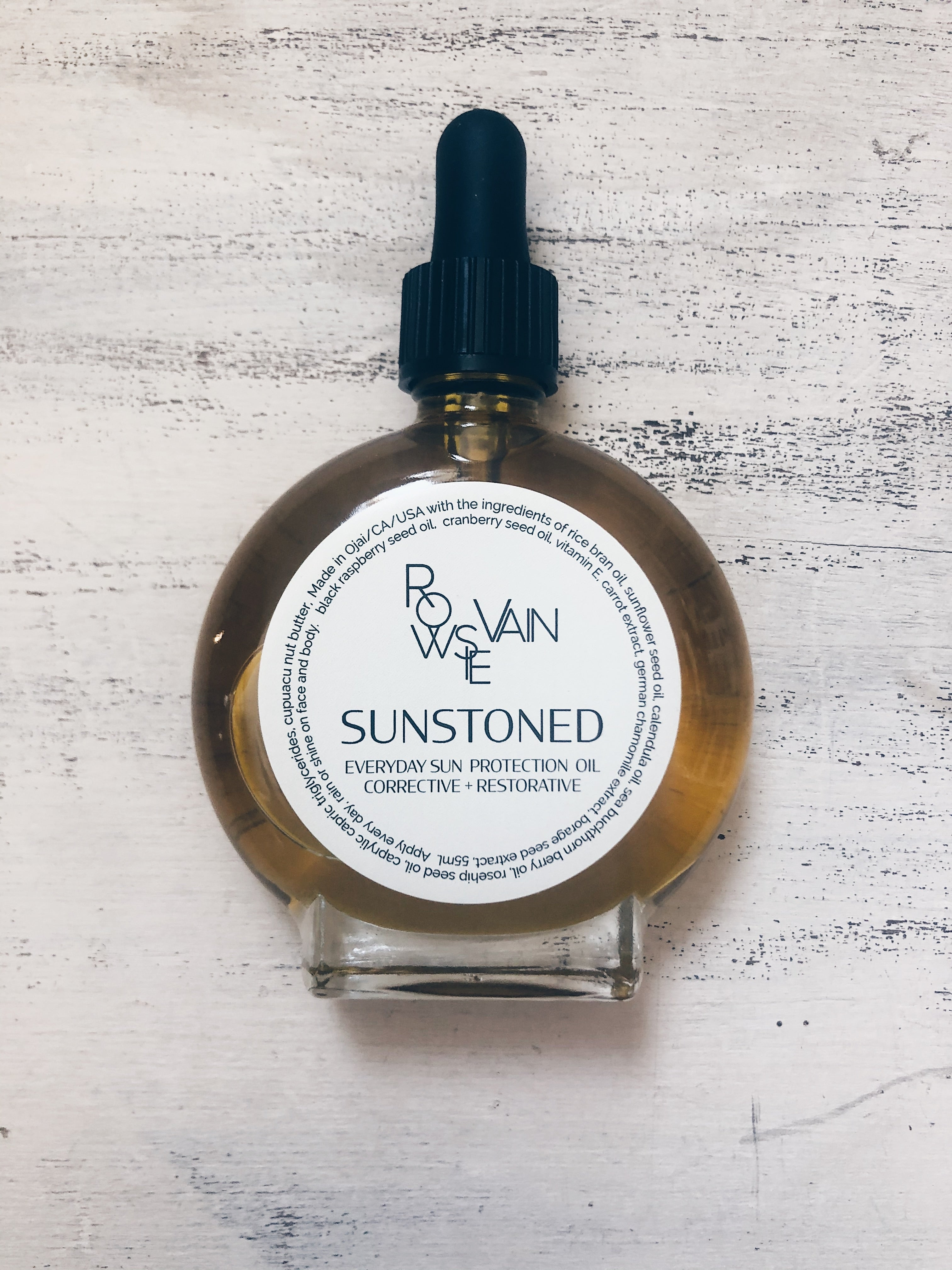 Sunstoned Protection + Correction Oil