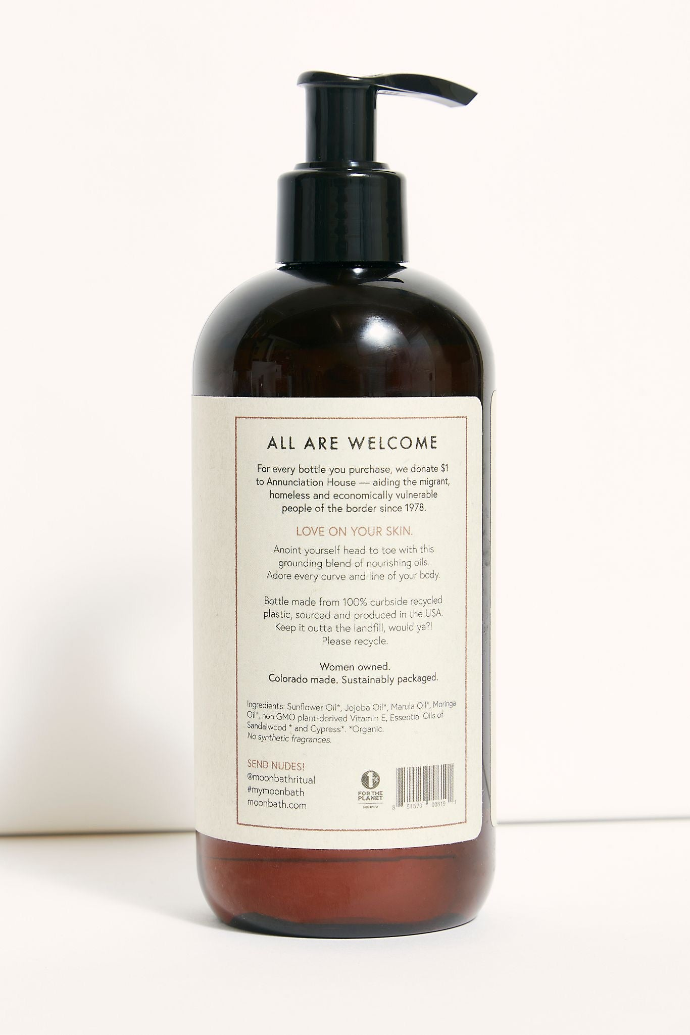 Everybody Grounding Body Oil