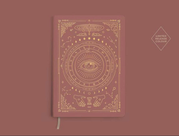 Magic of I. Vegan Leather Journal