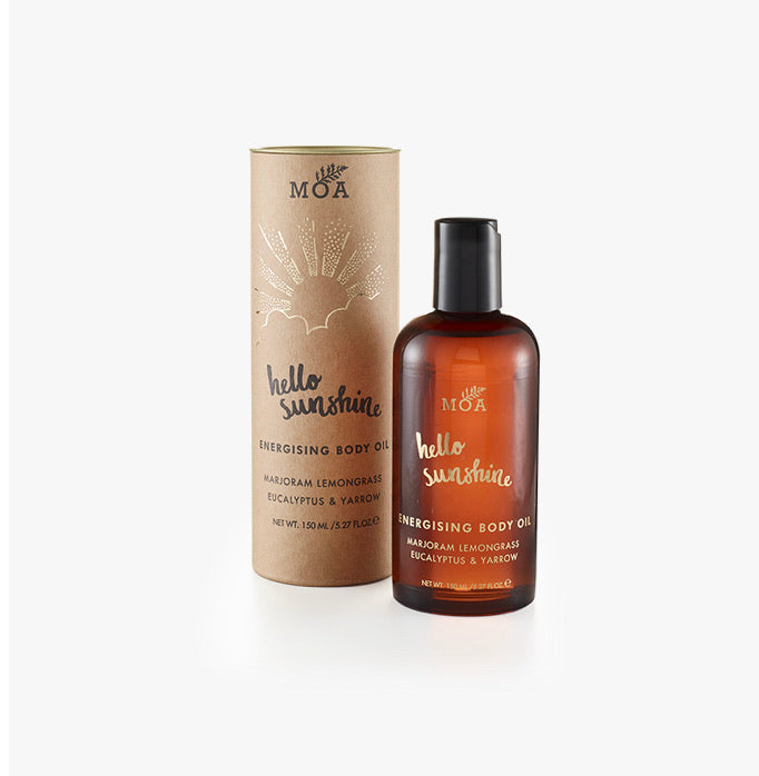 Hello Sunshine Energizing Body Oil