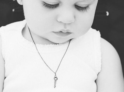 A Baby Necklace
