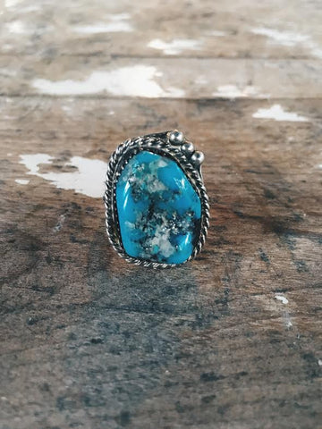 Vintage Navajo Turquoise *SOLD