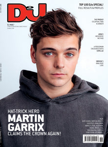 DJ Mag November 2018 (UK) - digital cover